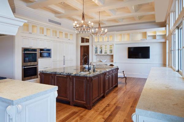 Mercer Island home kitchen
